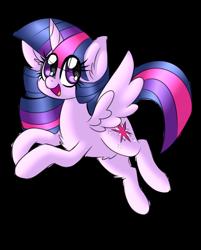 Size: 1280x1595 | Tagged: safe, artist:ladylullabystar, twilight sparkle, alicorn, pony, chibi, simple background, solo, transparent background, twilight sparkle (alicorn)