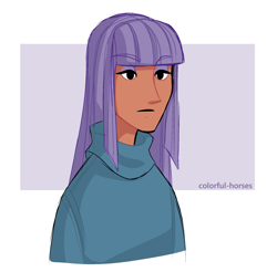 Size: 2293x2260 | Tagged: safe, artist:watchoutoprah, maud pie, human, clothes, eyeshadow, female, humanized, makeup, solo, sweater