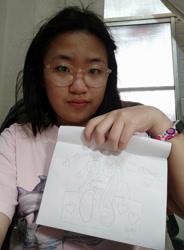 Size: 1280x1743   Tagged: safe, artist:徐詩珮, oc, oc:hsu amity, human, irl, irl human, photo, solo