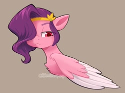 Size: 2059x1520 | Tagged: safe, artist:aanotherpony, pipp, pegasus, pony, g5, simple background, solo