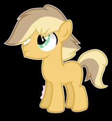 Size: 1012x1090 | Tagged: safe, artist:starshine-sentryyt, oc, earth pony, pony, colt, male, simple background, solo, transparent background