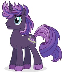 Size: 5137x5882   Tagged: safe, artist:cirillaq, deep space, pony, idw, absurd resolution, simple background, solo, transparent background, vector