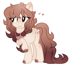 Size: 1001x937 | Tagged: safe, artist:xxcheerupxxx, oc, oc:rosely clockwood, earth pony, pony, female, mare, simple background, solo, transparent background