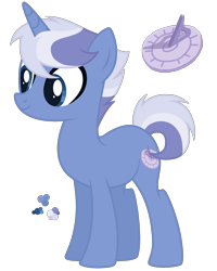 Size: 1725x2156 | Tagged: safe, artist:magicuniclaws, oc, pony, unicorn, magical lesbian spawn, male, offspring, parent:minuette, parent:night glider, simple background, solo, stallion, transparent background