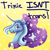 Size: 500x500 | Tagged: safe, anonymous artist, trixie, pony, unicorn, cape, cis, clothes, trixie's cape
