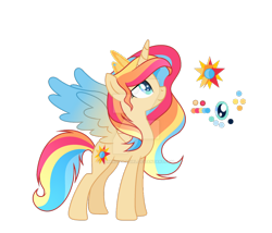 Size: 1280x1098 | Tagged: safe, artist:luminouslygirl, oc, oc:luminous sentry, alicorn, pony, deviantart watermark, female, mare, obtrusive watermark, simple background, solo, transparent background, watermark