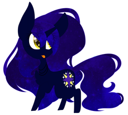 Size: 2576x2328 | Tagged: safe, artist:mediasmile666, oc, oc only, pony, unicorn, :p, looking back, raised hoof, simple background, solo, standing, tongue out, transparent background