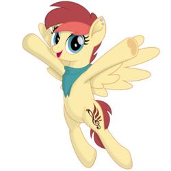 Size: 512x512 | Tagged: safe, oc, oc:aurora (everfree encore), everfree encore, mascot, solo