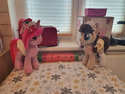 Size: 2048x1536 | Tagged: safe, oc, oc:connie bloom, irl, photo, plushie