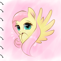 Size: 810x810 | Tagged: safe, artist:artist fluttershy the author, fluttershy, pegasus, pony, get, index get, solo, x00000 milestone