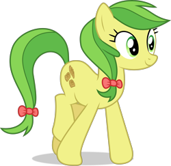 Size: 4256x4130 | Tagged: safe, artist:thatusualguy06, apple fritter, earth pony, pony, party pooped, .svg available, absurd resolution, apple family member, female, mare, simple background, solo, transparent background, vector, walking