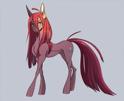 Size: 2470x2005 | Tagged: safe, artist:1an1, pinkie pie, earth pony, pony, solo