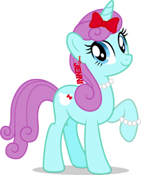 Size: 2000x2480 | Tagged: safe, artist:luckreza8, oc, oc:jenni love, pony, unicorn, official, female, happy, jenni love, mare, mascot, simple background, transparent background, vector