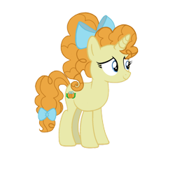 Size: 1280x1280 | Tagged: safe, artist:candyandflurry, pumpkin cake, pony, unicorn, the last problem, female, older, older pumpkin cake, simple background, solo, transparent background