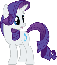 Size: 6000x6806 | Tagged: safe, artist:zomgmad, rarity, pony, unicorn, absurd resolution, female, mare, simple background, solo, transparent background, vector
