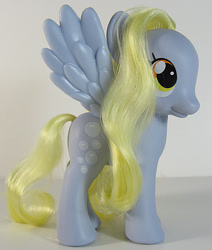 Size: 508x600   Tagged: safe, photographer:breyer600, derpy hooves, toy