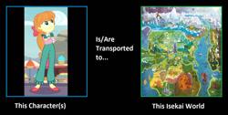Size: 1280x643 | Tagged: safe, artist:tito-mosquito, megan williams, equestria girls, equestria, meme