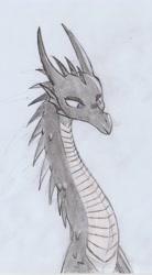 Size: 2256x4082 | Tagged: safe, artist:foxtrot3, oc, oc:umbra, dragon, black dragon, dragoness, female, purple eyes