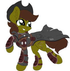 Size: 3481x3545 | Tagged: safe, artist:beigedraws, earth pony, pony, simple background, solo, transparent background
