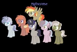 Size: 1920x1292   Tagged: safe, artist:dewbug-queen, artist:elementbases, oc, oc:candy floss, oc:patchwork spell, oc:petal blossom, oc:snowy diamond, oc:sour apple, oc:western apple, earth pony, pegasus, pony, unicorn, base used, next generation, offspring, parent:applejack, parent:big macintosh, parent:braeburn, parent:doctor whooves, parent:double diamond, parent:fluttershy, parent:party favor, parent:pinkie pie, parent:rainbow dash, parent:rarity, parent:thunderlane, parent:twilight sparkle, parents:braedash, parents:diamond duo, parents:doctwi, parents:fluttermac, parents:partypie, parents:thunderjack, simple background, transparent background