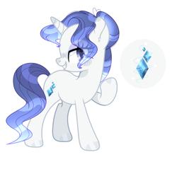 Size: 2504x2392   Tagged: safe, artist:nakotl, oc, pony, unicorn, female, mare, offspring, parent:fancypants, parent:rarity, parents:raripants, simple background, solo, transparent background
