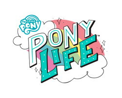 Size: 464x373 | Tagged: safe, my little pony: pony life, pony life, cloud, logo, my little pony logo, no pony, rainbow, simple background, transparent background, white outline
