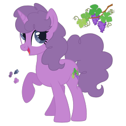 Size: 2000x2000 | Tagged: safe, artist:magicuniclaws, oc, oc only, pony, unicorn, female, high res, magical lesbian spawn, mare, offspring, parent:berry punch, parent:radiant hope, simple background, solo, transparent background