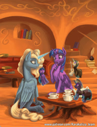 Size: 1226x1600 | Tagged: safe, artist:kirillk, twilight sparkle, oc, alicorn, pony, alicorn oc, horn, plushie, twilight sparkle (alicorn), wings