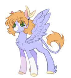 Size: 1280x1392 | Tagged: safe, artist:lynesssan, oc, oc:lilac, pegasus, pony, female, mare, simple background, solo, transparent background