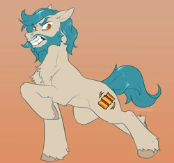 Size: 4000x3744   Tagged: safe, artist:helemaranth, oc, oc only, earth pony, pony, solo