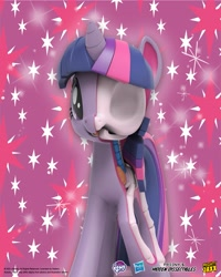 Size: 1639x2048 | Tagged: safe, part of a set, twilight sparkle, pony, unicorn, official, 3d render, bone, dissectibles, female, freeny's hidden dissectibles, mare, merchandise, my little pony logo, organs, poster, skeleton, solo, unicorn twilight
