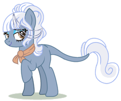 Size: 1280x1070 | Tagged: safe, artist:venomous-cookietwt, oc, earth pony, pony, female, mare, offspring, parent:hoity toity, parent:photo finish, parents:photoity, simple background, solo, transparent background