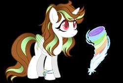 Size: 1596x1080 | Tagged: safe, artist:jvartes6112, oc, alicorn, pony, alicorn oc, eyelashes, female, horn, mare, simple background, smiling, solo, transparent background, wings