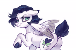 Size: 2640x1752   Tagged: safe, artist:lunnita_pony, oc, oc only, oc:lunnita, pegasus, pony, solo