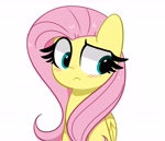 Size: 4096x3529 | Tagged: safe, artist:kittyrosie, fluttershy, pegasus, pony, blushing, cute, high res, shyabetes, simple background, white background