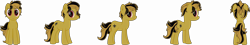 Size: 17032x3058 | Tagged: safe, artist:lincolnbrewsterfan, derpibooru exclusive, oc, oc only, oc:dashohalite, earth pony, pony, my little pony: the movie, .svg available, butt, cute, cute face, cute smile, earth pony oc, frame, happy, inkscape, looking at you, male, movie accurate, multeity, new orleans saints, ocbetes, plot, ponified, puppet rig, rotation, rule 63, self ponidox, simple background, smiling, smiling at you, solo, stallion, stallion oc, svg, transparent background, vector