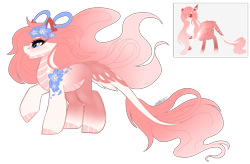 Size: 3771x2480 | Tagged: safe, artist:inspiredpixels, oc, oc:sakura lily petal, earth pony, pony, female, mare, simple background, solo, transparent background