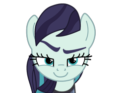 Size: 1280x960 | Tagged: safe, artist:manerg, derpibooru exclusive, coloratura, earth pony, pony, female, simple background, solo, transparent background