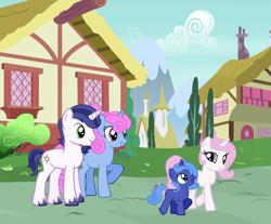 Size: 1222x1012   Tagged: safe, princess celestia, princess luna, unicorn, female, filly, male, teenager