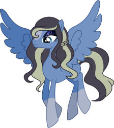 Size: 900x1005   Tagged: safe, artist:space-higanbana, oc, pegasus, pony, female, mare, simple background, solo, transparent background
