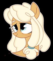 Size: 840x969 | Tagged: safe, artist:petruse4ka, oc, oc only, earth pony, pony, earth pony oc, eyelashes, simple background, solo, transparent background