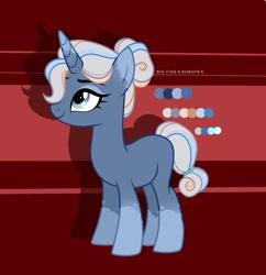 Size: 1080x1117 | Tagged: safe, artist:sia.brony, oc, oc only, pony, unicorn, abstract background, coat markings, eyelashes, female, horn, mare, socks (coat markings), solo, unicorn oc