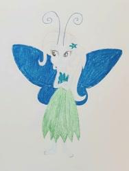 Size: 1224x1632 | Tagged: safe, artist:wildguardianangel31, trixie, fairy, equestria girls
