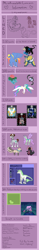 Size: 1513x9633 | Tagged: safe, artist:misskanabelle, king sombra, nightmare moon, princess celestia, princess luna, oc, oc:aurora star, oc:carolina chai, oc:kazuki, oc:silversqueak, oc:wintersong, unnamed oc, alicorn, bulbasaur, changedling, changeling, changepony, classical unicorn, earth pony, hybrid, ivysaur, lampent, pegasus, pony, samurott, unicorn, abstract background, advertisement, changedling oc, changeling oc, cloven hooves, commission info, crossover, earth pony oc, female, good king sombra, horn, interspecies offspring, leonine tail, magical lesbian spawn, male, mare, night, offspring, outdoors, parent:big macintosh, parent:fluttershy, parent:free love, parent:princess celestia, parents:fluttermac, pegasus oc, peytral, pokémon, pond, reflection, signature, stallion, stars, the last unicorn, unicorn oc, unshorn fetlocks