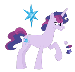 Size: 1900x1828 | Tagged: safe, artist:magicuniclaws, oc, pony, unicorn, magical lesbian spawn, male, offspring, parent:rarity, parent:twilight sparkle, parents:rarilight, simple background, solo, stallion, transparent background