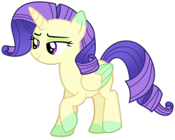 Size: 4864x3912 | Tagged: safe, artist:cindydreamlight, oc, alicorn, pony, female, mare, simple background, solo, transparent background, two toned wings, wings