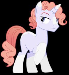 Size: 1348x1456   Tagged: safe, artist:cindydreamlight, artist:mikumikubases, oc, pony, unicorn, male, simple background, solo, stallion, transparent background