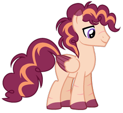 Size: 934x858 | Tagged: safe, artist:cindydreamlight, oc, pegasus, pony, male, simple background, solo, stallion, transparent background, two toned wings, wings