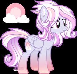 Size: 1280x1240 | Tagged: safe, artist:star-gaze-pony, oc, pegasus, pony, female, mare, simple background, solo, transparent background
