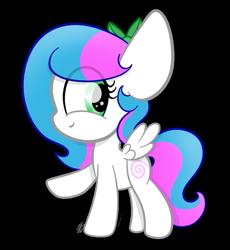 Size: 659x716   Tagged: safe, artist:sugarcloud12, oc, oc:sugar cloud, pegasus, pony, chibi, female, mare, simple background, solo, transparent background